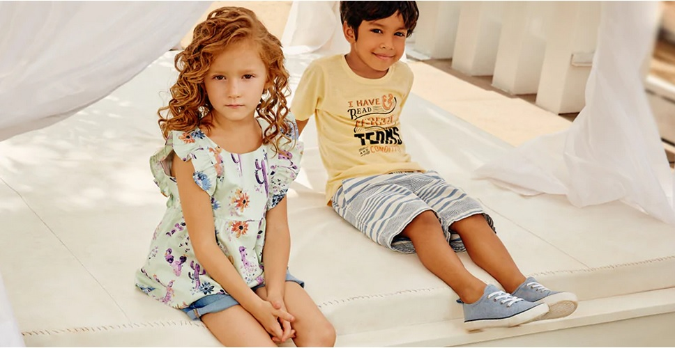 best online shopping for kids clothes