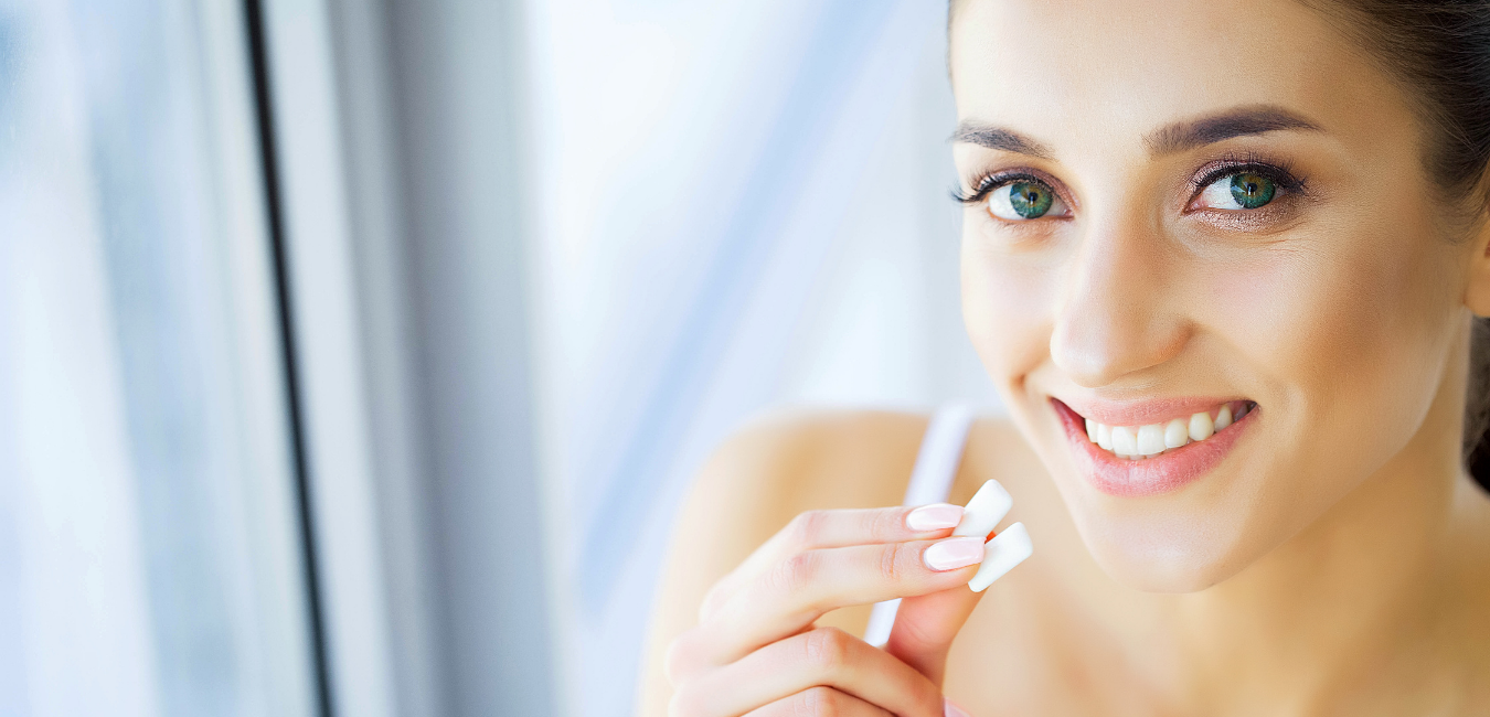 chew a gum to enhance weight loss